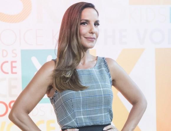 Ivete Sangalo agita show nas comemorações dos 25 anos do CTN