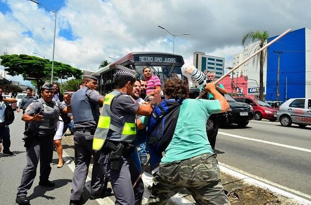Dircêo Torrecillas Ramos: A Polícia Militar em suas funções