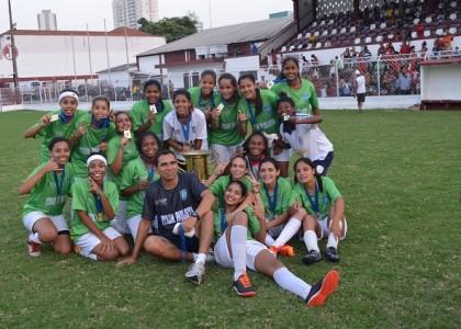 Copa SP-14/Série Prata: garotas do Itaim Paulista ficam com o título