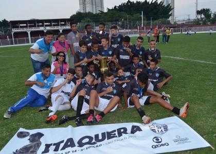 Copa SP-14/Série Prata: Itaquera, campeão da Série Ouro em 2015, vence novamente – desta vez, pela Prata