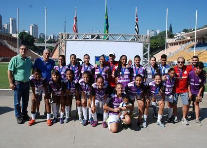 Copa SP-14/Série Ouro: Vila Mariana fica em 3º lugar na competição