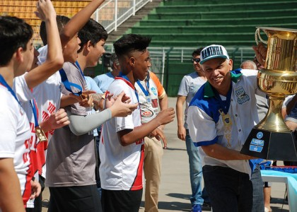 Copa SP-14: meninos Vila Maria garantem o título do campeonato