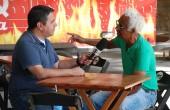 O futebol, a voz e o narrador: conheça Kléuber Ricardo, a voz do SP Norte