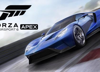 Hoje tem beta de Forza Apex