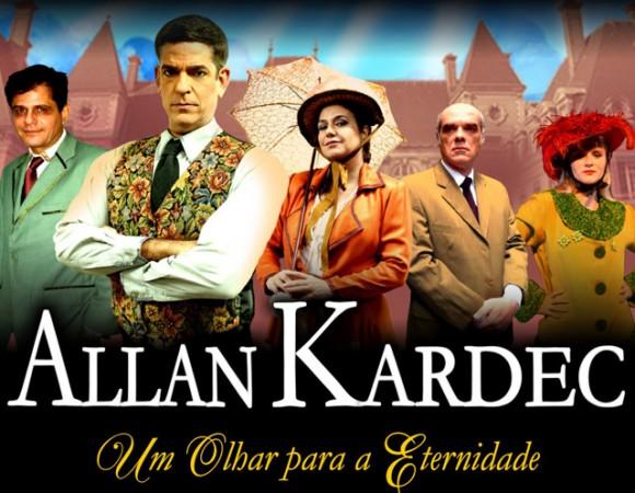 Teatro APCD apresenta peça sobre Allan Kardec