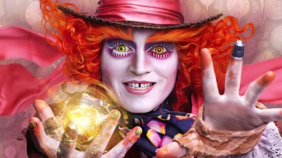 Johnny Depp volta como Chapeleiro Maluco no filme Alice Através do Espelho