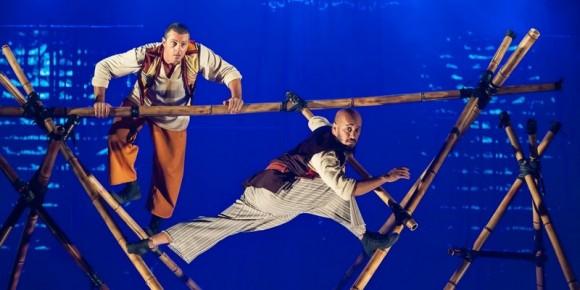 Teatro Alfredo Mesquita apresenta Simbad, o Navegante