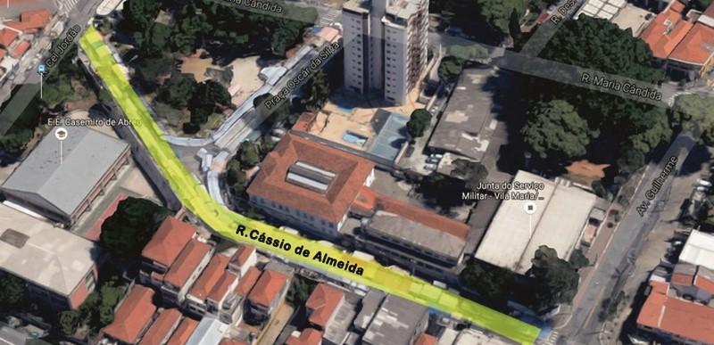 Vila Maria/Vila Guilherme muda endereço do Projeto Ruas Abertas